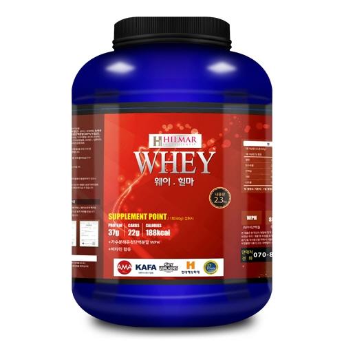 웨이 힐마 2.3kg 단백질/데피니션 도움