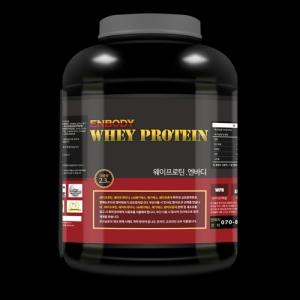 웨이프로틴 엔바디 (2.3kg) 단백질/데피니션 도움