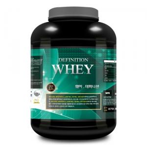 웨이 데피니션 2.3kg 단백질/데피니션보충제
