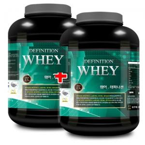 웨이 데피니션 2.3kg x 2 단백질/데피니션보충제