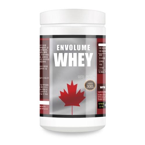 웨이 엔볼륨 300g 단백질/데피니션보충제