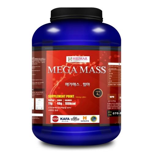 메가매스 힐마 4kg 탄수화물/살찌기 도움