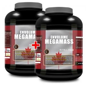 메가매스 엔볼륨 (4kg x 2) 탄수화물/살찌는보충제