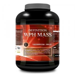 WPH 매스 데피니션 4kg 탄수화물/살찌기 도움