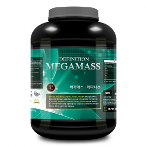 메가매스 데피니션 4kg 탄수화물/살찌는보충제