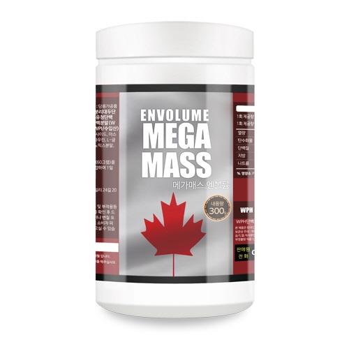 메가매스 엔볼륨 300g 탄수화물/살찌는보충제