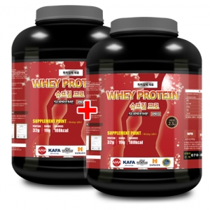 웨이프로틴(슈프림 PRO) 식이섬유/체중조절