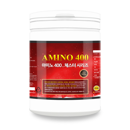 아미노400 300g 아미노산/근회복