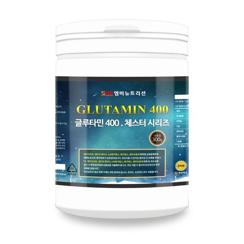 글루타민400 300g L-글루타민/근회복
