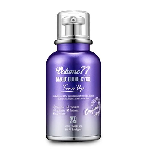 VOLUME77 MAGIC BUBBLE TOX TONE UP 50ml